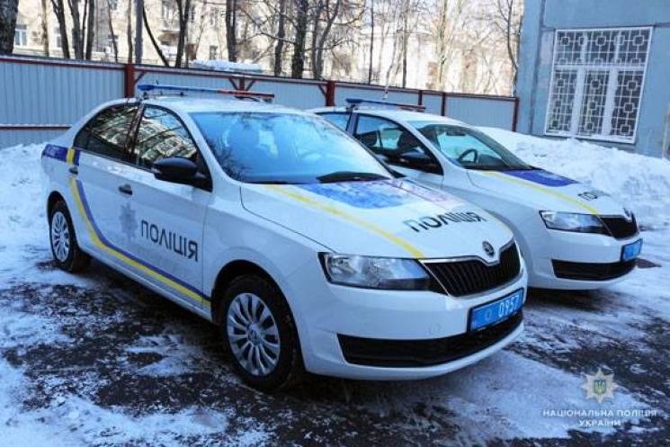 Сумські копи отримали 13 нових сучасних службових авто (ФОТО)