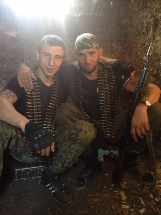 """На Донбасі був ліквідований бойовик НЗФ """"П'ятнашка"""" (ФОТО)"""