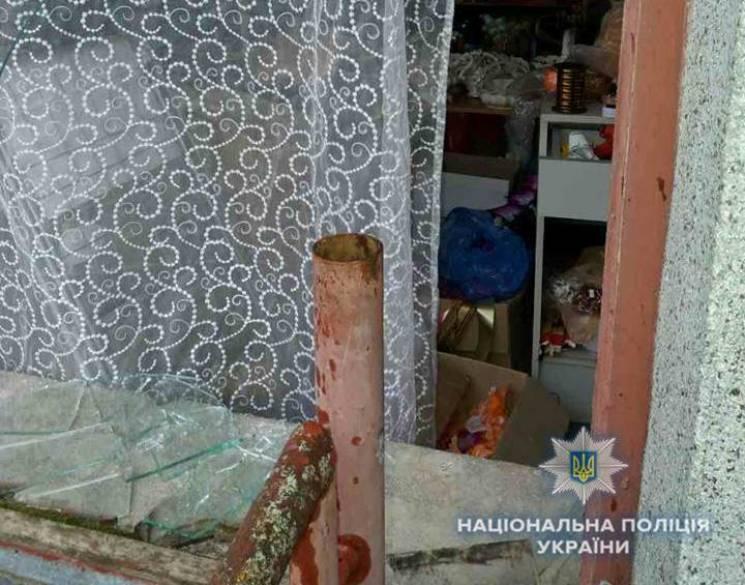 На Іршавщині школярі пограбували крамницю (ФОТО)
