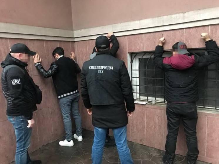 В Одесі затримали іноземця з наркотиками (ФОТО)
