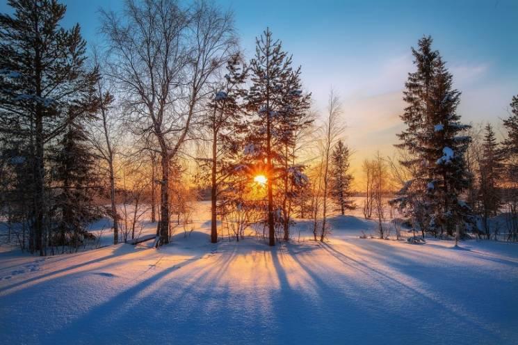 На Сумщину повертаються морози та сніг