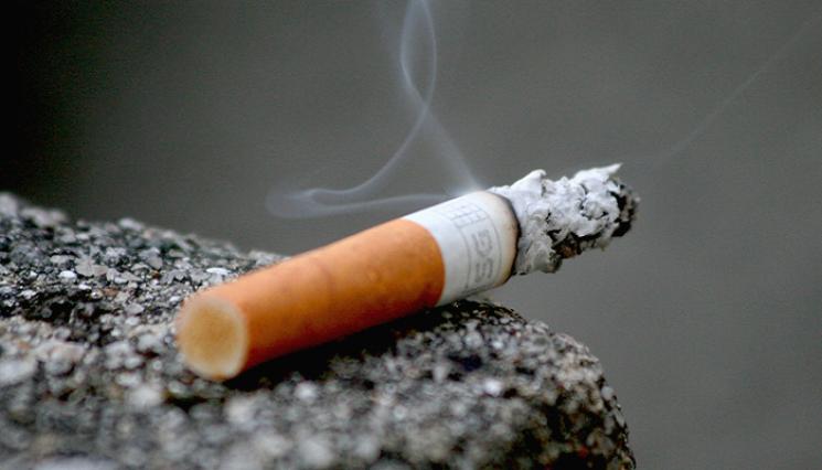 На Вінниччині через незагашену цигарку загинув чоловік