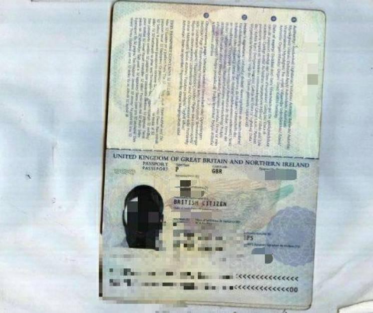 У Чопі на кордоні затримали нелегала з чужим паспортом (ФОТО)