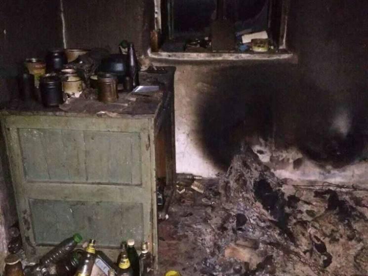 У Павлоградському районі у пожежах загинули двоє людей (ФОТО)