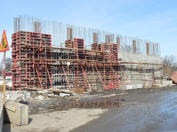Ремонт нового шляхопроводу на Полтавщині планують завершити до кінця 2018 року