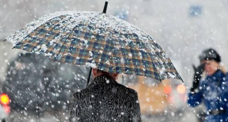 Харків накриють хуртовини та штормовий вітер