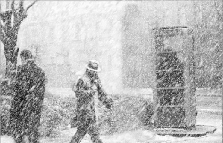 На Миколаївщину насуваються циклони з хуртовинами