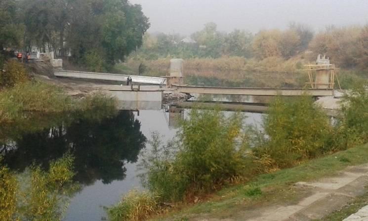 У столиці Західного Донбасу зріжуть частину аварійної дамби