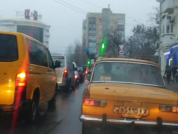У Полтаві планують встановити нові світлофори
