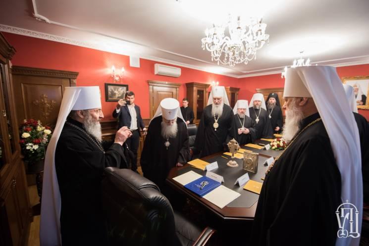 Синод УПЦ МП вимагає від прокуратури закриття провадження щодо Запорізької єпархії