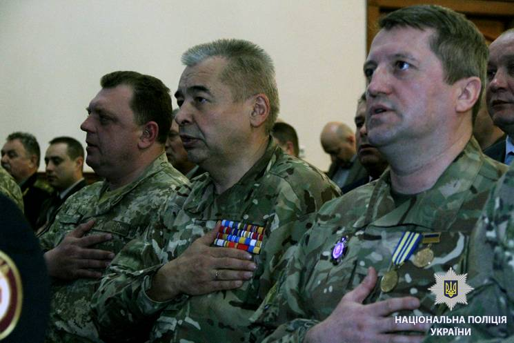 У Харкові відбулися урочистості до Дня українського добровольця (ФОТО)