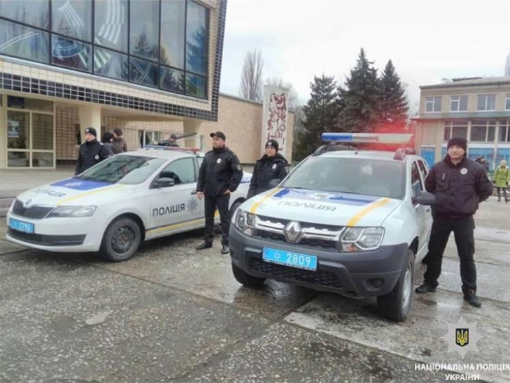 На Дніпропетровщині об'єднана громада придбала поліцейським джип