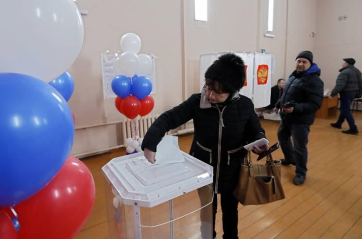 Наблюдатель изсоедененных штатов признал выборы Российского Президента честными иоткрытыми