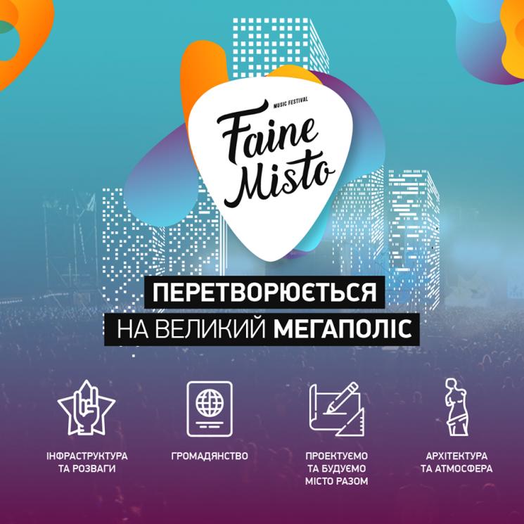 """""""Файне Місто"""" превращается в мегаполис…"""