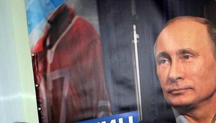 За Путіна в окупованому Криму проголосувало понад 90% виборців