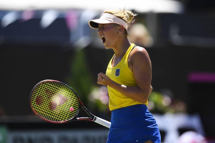 Украинка Костюк достигла рекордной позиции в рейтинге WTA