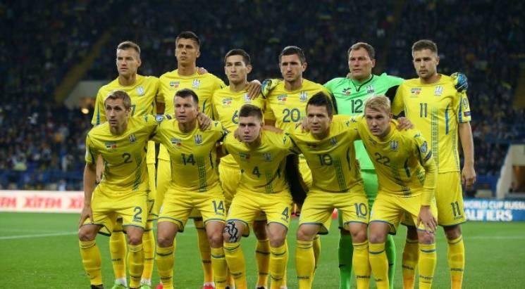 Збірна України зіграє матч Ліги націй проти Чехії у Харкові