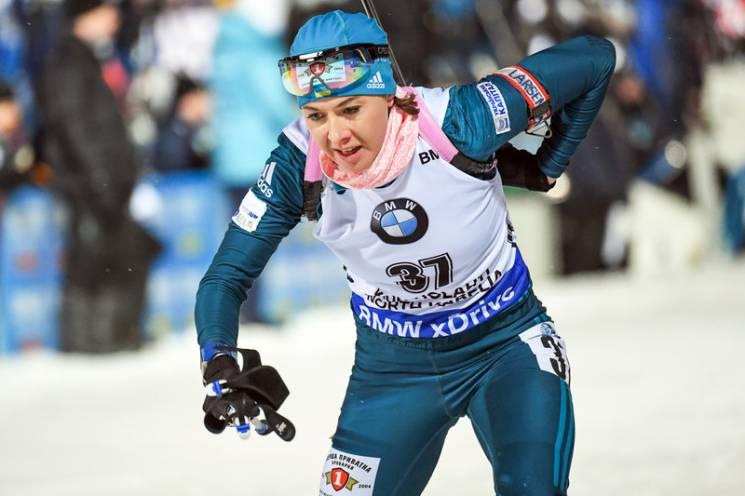 Юлія Джима зробила ще одну заяву стосовно своєї біатлонної кар'єри