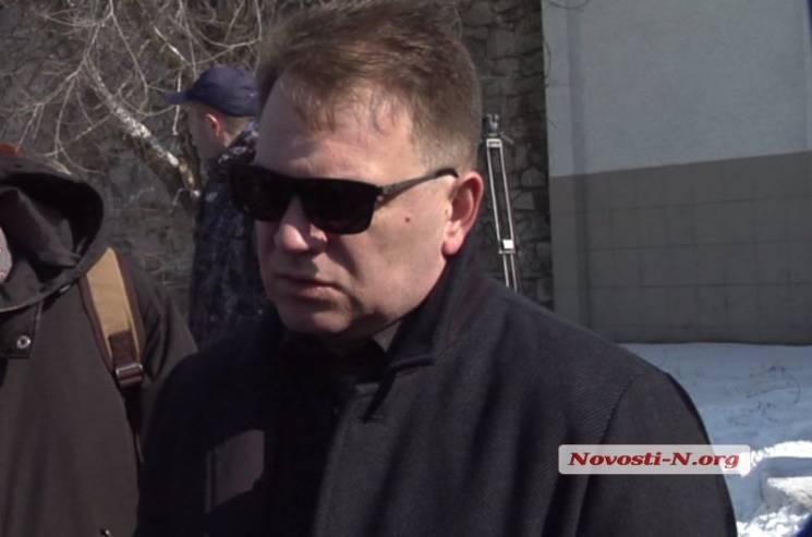 Керівник Миколаївського аеропорту не бачив акти, які нібито, мав підписати загиблий Волошин