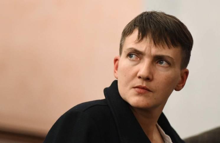 У Києві обрали запобіжний захід Савченко (ХРОНІКА)
