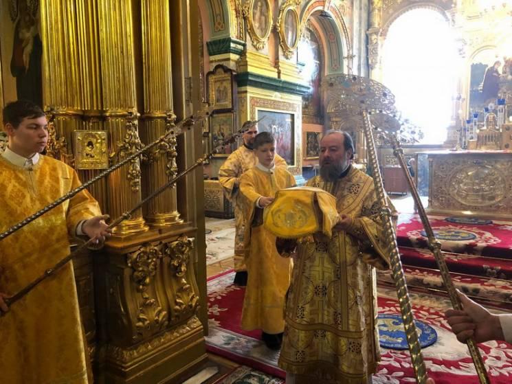 В Почаевской лавре служат митрополиты с…