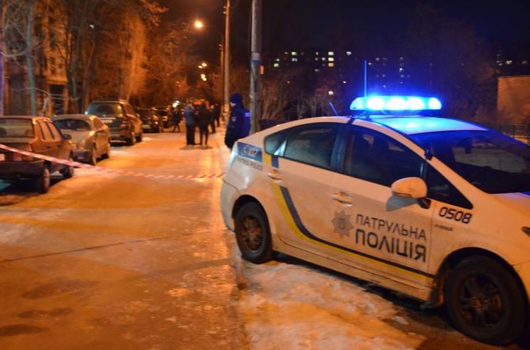 У середмісті Запоріжжя стався вибух (ФОТО)