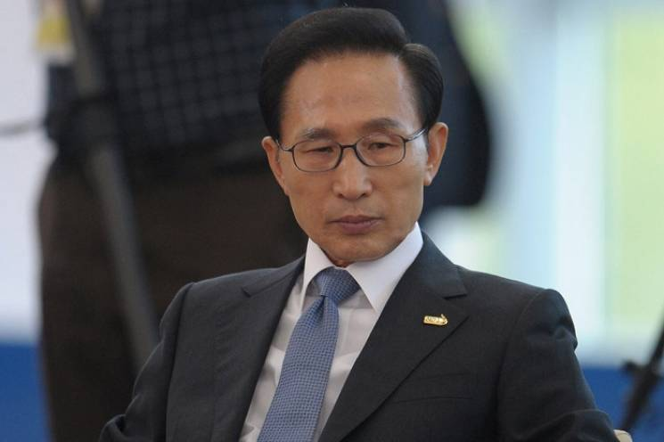 Уже четвертый экс-президент Южной Кореи пойдет под суд из-за денежных средств