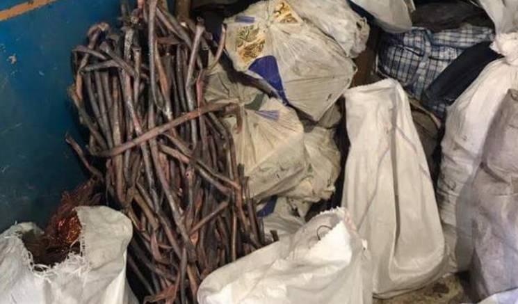 ВДнепре устранили уже 143 незаконных пункта приема металлолома