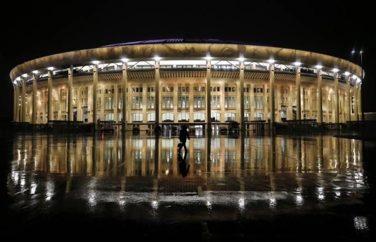 В российской столице настадионах установят контейнеры для раздельного сбора мусора