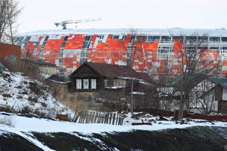 ВРостовской области тренировочные площадки ЧМ-2018 сдадут досередины апреля