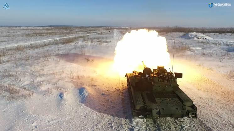 «Укроборонпром» завершив робити танки «Оплот» для Таїланду
