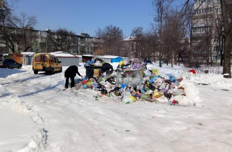 Сміттєва криза дійшла доДніпра: в місті тиждень невивозять відходи