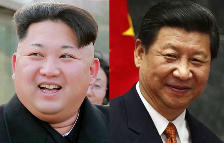 Кім Чен Ин відвідав Китай таназвав умови ядерного роззброєння