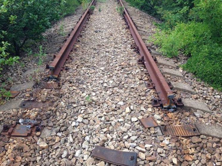 На Тернопольщине поезд сошел с рельсов и…