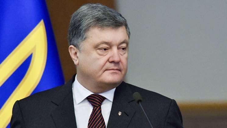 Порошенко назвав захисників «Північного потоку— 2» спільниками Москви