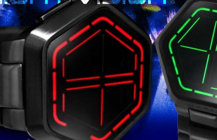 Часы-головоломка: Tokyoflash выпустила новые необычные часы