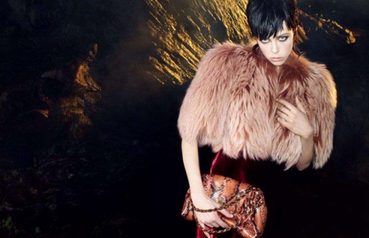 Yves Saint Laurent Beaute объявил лицо нового аромата