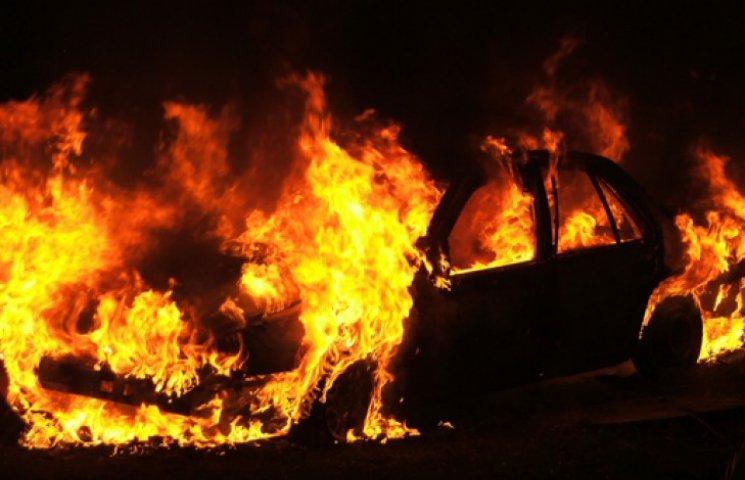 В Луганской области сожгли украинского активиста в его машине