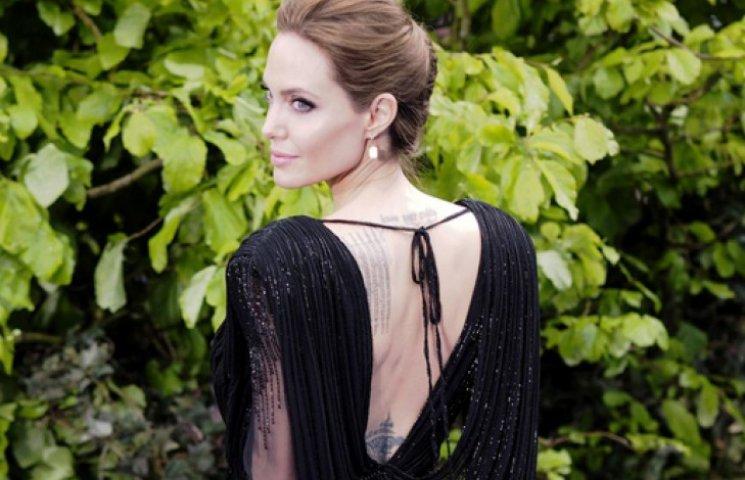 Секрет стройности Анджелины Джоли