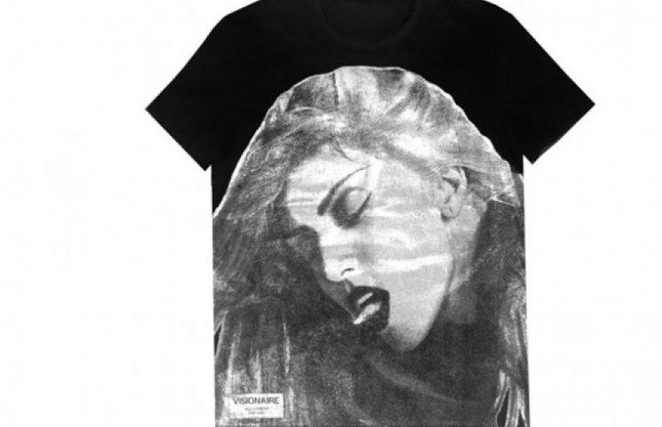 GAP выпустил футболки с «живыми» принтами