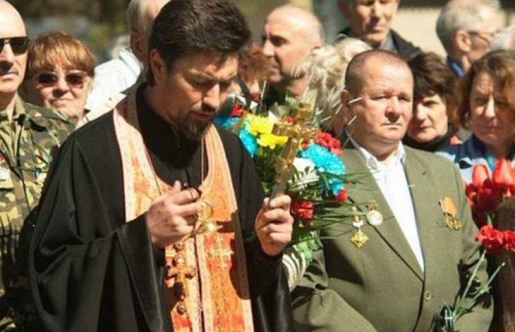 У убитого боевиками священника осталось трое детей
