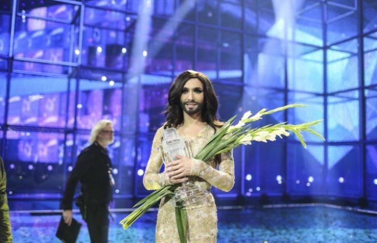 Кончита Вурст из Австрии – победитель «Евровидения 2014»