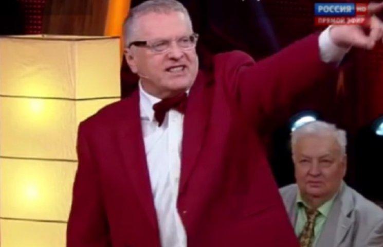 Жириновский о победе бородатой Кончиты: Мы зря освободили Австрию!