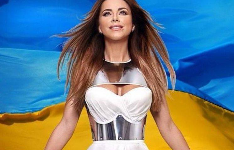 Ани Лорак упрекнули в пиаре на Евромайдане