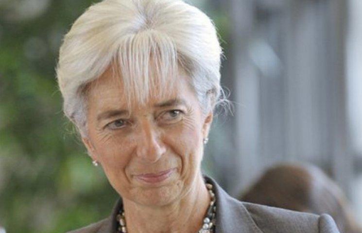 Вся мировая экономика рискует из-за Украины - глава МВФ