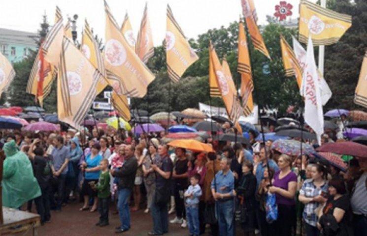 Сепаратисты объявили о независимости «Луганской народной республики»