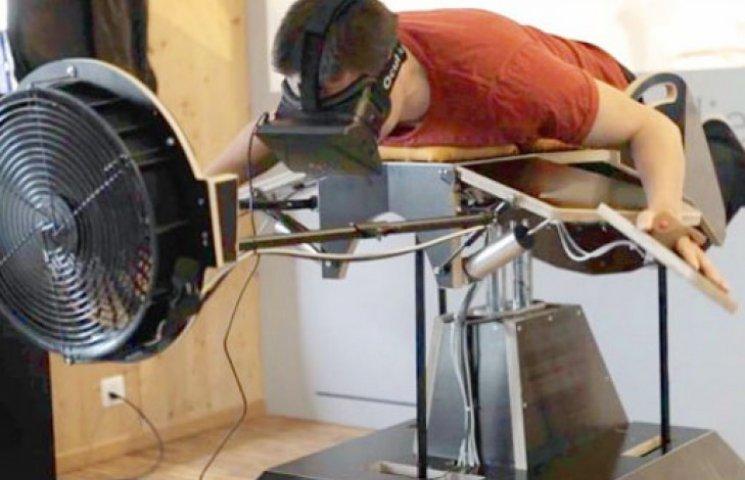 Ученые создали устройство, позволяющее «летать»