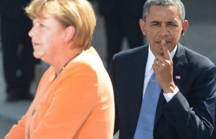 Обаме и Меркель запретили въезд в «Донецкую республику»