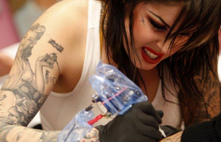 Татуировщики Бразилии научатся определять рак кожи