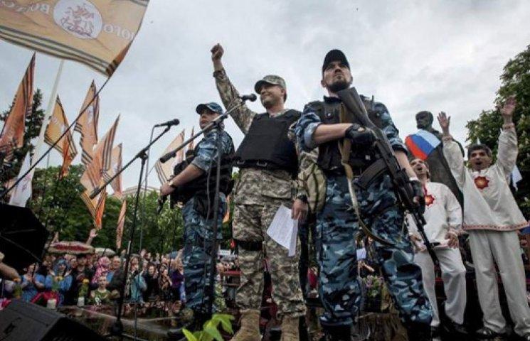 Все задержанные на Донбассе террористы – «туристы» из РФ